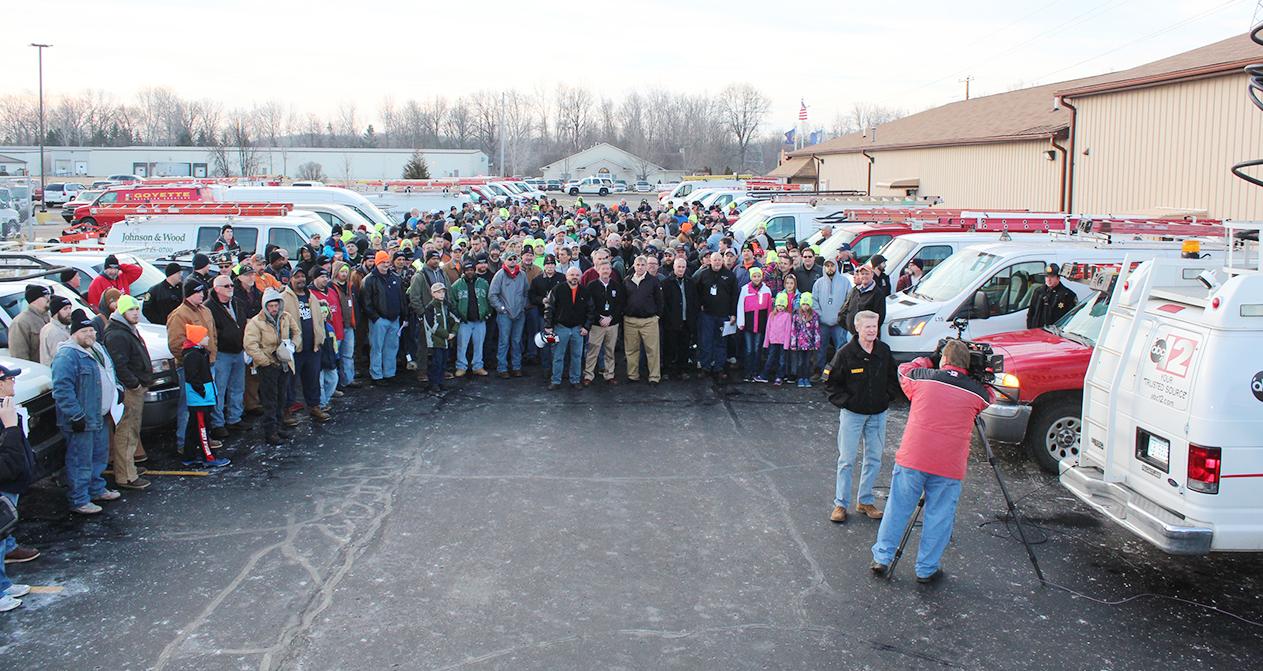 Image of group of Flint Plumbers